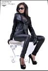 Iake Leather Jacket