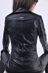 Iake Leather Jacket Front