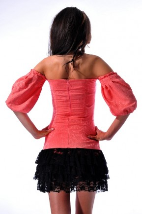 Bluza Princess Red Back