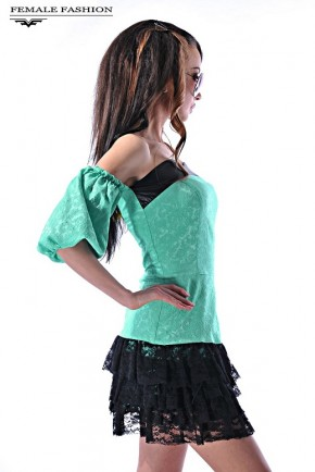 Bluza Tunika Princes Green