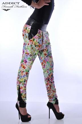Pantaloni Florin Pants Stranichna