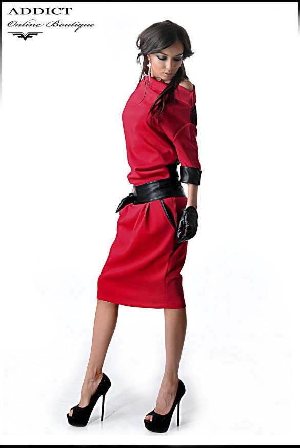 ALEXIS RED рокля за парти