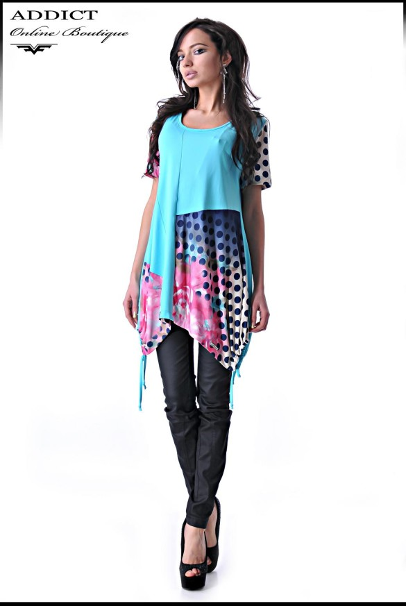 COMFORT TUNIC 5 Tunika Female Fashion