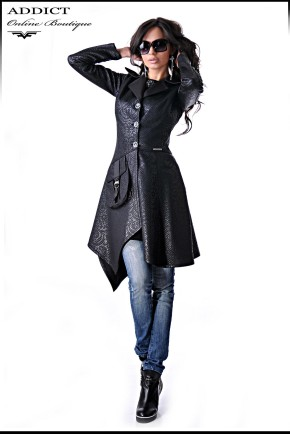 GIOVANNI OVERCOAT Trench Cheren