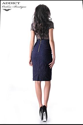 Pola Skirt Black 12
