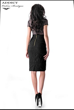 Pola Skirt Black 5 Female Fashion