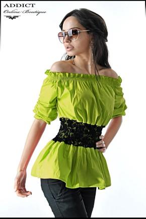 MERYLIN 2 Elegantna Damska Bluza
