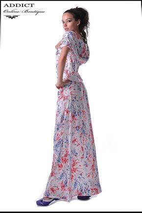 женствена рокля FIONA WHITE