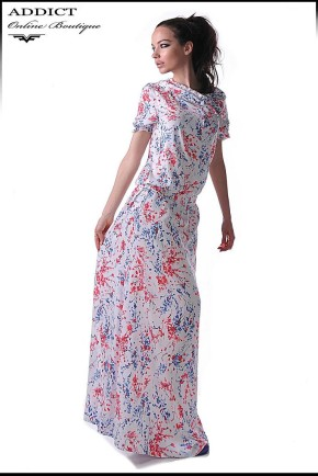 финна рокля FIONA WHITE