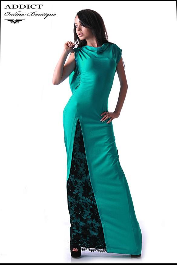 марая тюркоаз рокля maraya