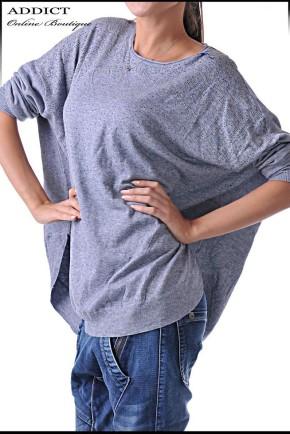 сива дамска блуза