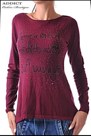 ежедневна дамска блуза blouse-40