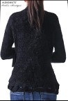 Tunika Overcoat Black 4