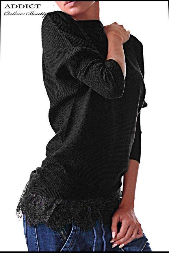 cherna bluza