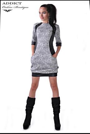 рокля naomi silver
