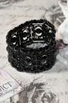 Bracelet Black Cherna Grivna 1