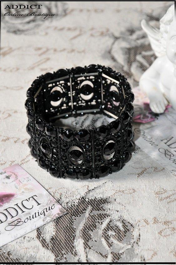 Bracelet Black Cherna Grivna 2 1