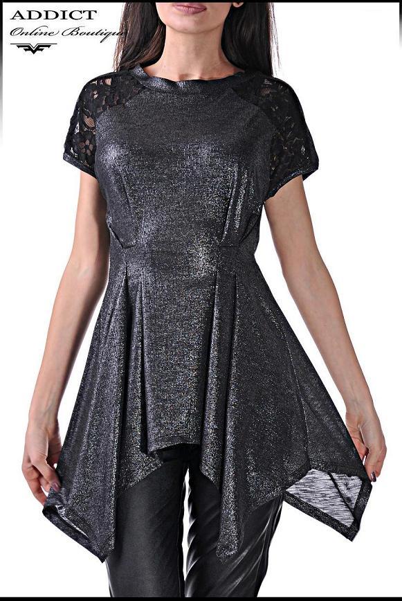 Черна Блуза BLOUSE 49 1