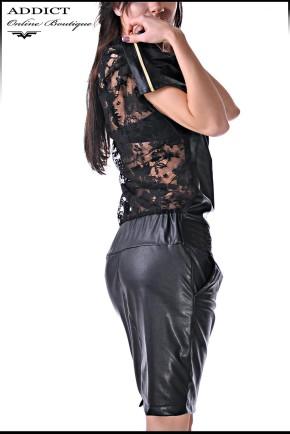 Черна рокля MORGAN 1 1