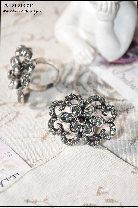 Prusten Cheren Ring Black 12