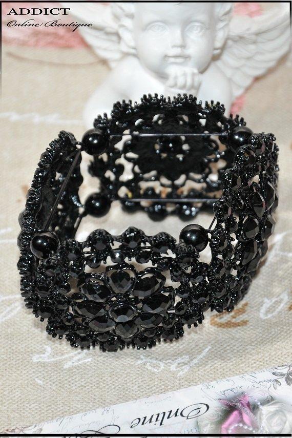 черна гривна 5