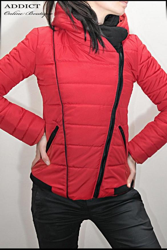 Спортно дамско яке RED JACKET 2