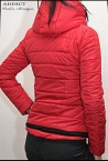 Sportno Damsko Qke Red Jacket
