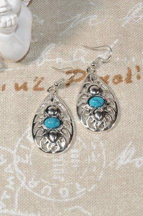 Обеци earrings 30