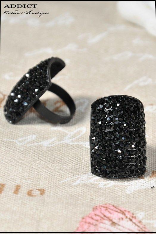 пръстен ring black 7