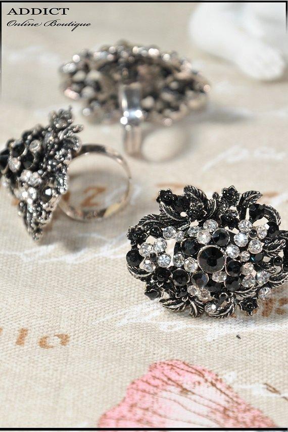 пръстен ring black 9 2