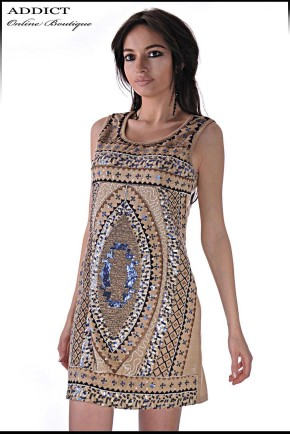 Рокля DRESS SHINE 2 2