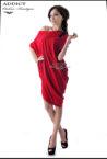 BIANKA RED svobodna chervena lyatna roklya
