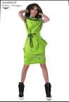 sportno elegantna roklya barby zelena 2