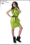 sportno elegantna roklya barby zelena 4