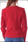 elegantno cherveno sako 3