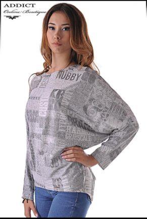 sportna bluza graphiti