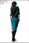 sportno elegantna roklya alexis turquoise 3