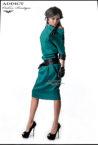 sportno elegantna roklya alexis turquoise 4 копия
