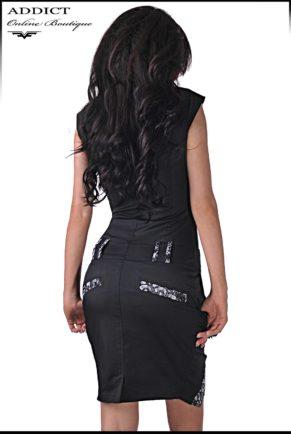 черна рокля