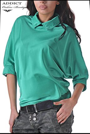 тюркоазена риза