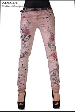 розов панталон