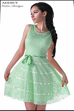 jasmine lace mint