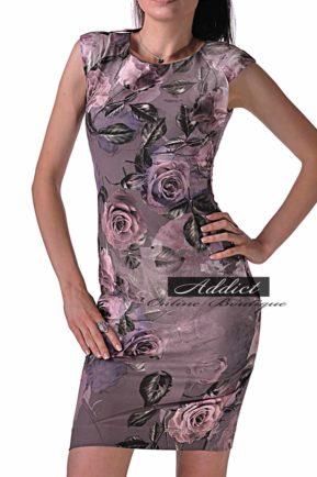 lyatna roklya na rosi adi purple roses