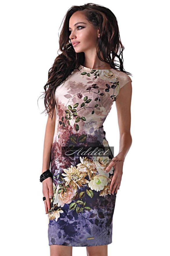 dizainerska roklya s rozi ot butik addict adi garland nikoleta lozanova 2 3