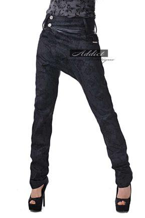 dizainerski sporten cheren pantalon pantalon ot butik addict