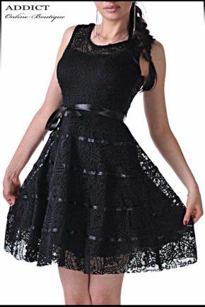 jasmine lace black
