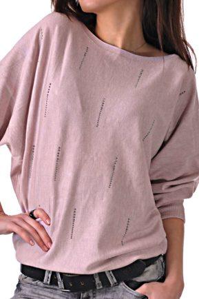 blouse 107 pink bluza cvyat pepel ot rozi ot butik addict 3