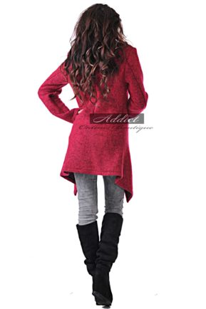 червена жилетка