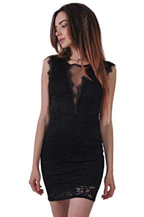 cosmo lace black