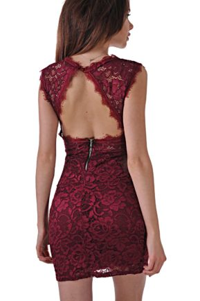 cosmo lace red 2
